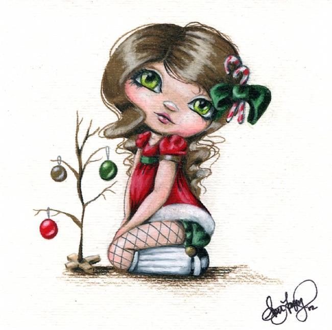 Art: Twiggy by Artist Sour Taffy