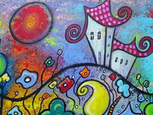 Detail Image for art The Magic Overlook