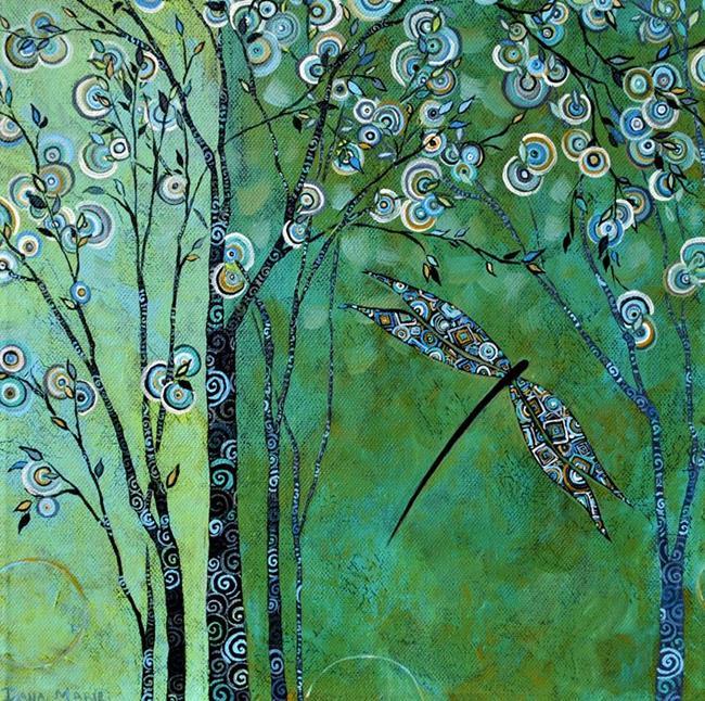 Art: Dance Spring Maiden, Dance ~ Sold by Artist Dana Marie