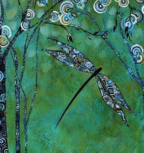 Detail Image for art Dance Spring Maiden, Dance ~ Sold