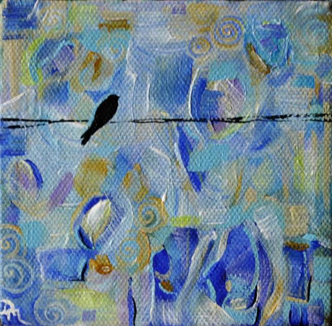 Art: Spring Sonnet ~ Sold by Artist Dana Marie
