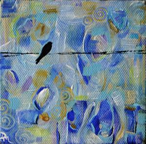 Detail Image for art Spring Sonnet ~ Sold