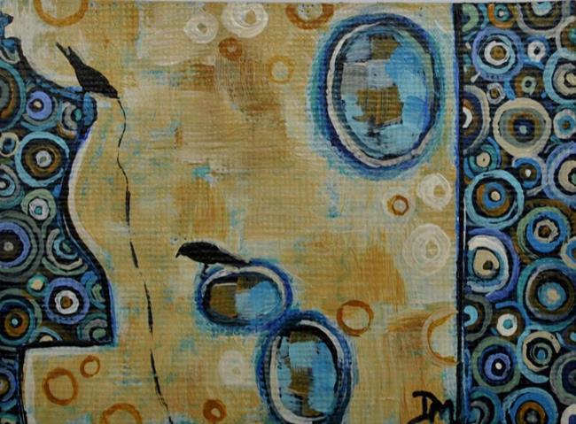 Art: Sew What by Artist Dana Marie
