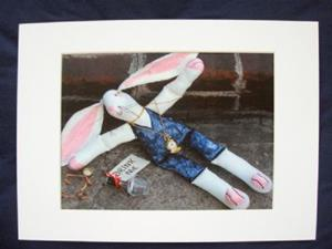 Detail Image for art White Rabbit's Wild Weekend!
