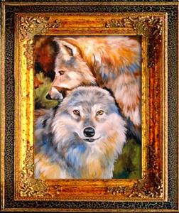 Detail Image for art WOLF LOVE