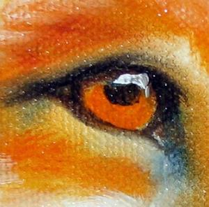 Detail Image for art LITTLE RED FOX