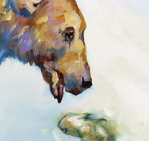 Detail Image for art BEAR CATCH