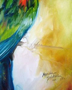 Detail Image for art MACAW PARROT II