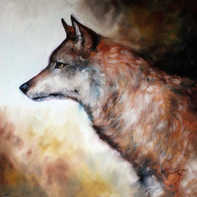 Art: KEEN by Artist Marcia Baldwin