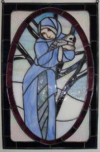 Detail Image for art Berchta: An Ikon