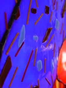 Detail Image for art Poppies Diptych