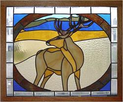 Art: Tundra Elk by Artist Dawn Lee Thompson