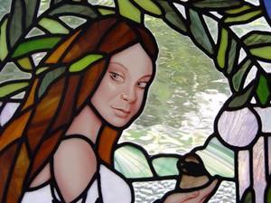 Detail Image for art Garden View
