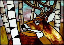 Art: Big Buck by Artist Dawn Lee Thompson