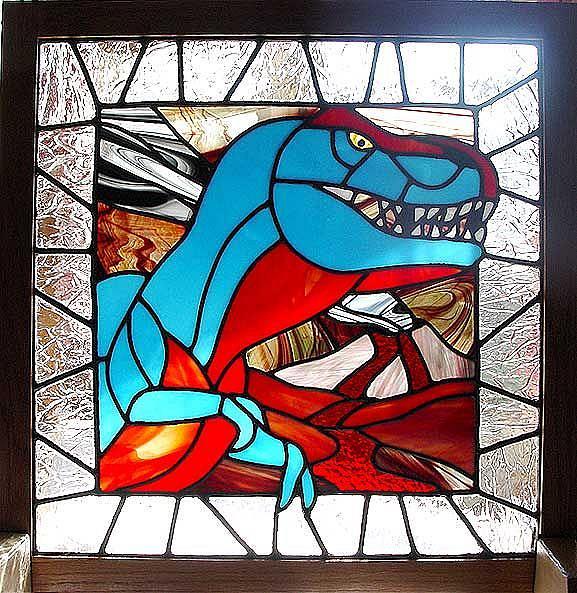 Art: Rex by Artist Dawn Lee Thompson