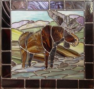 Detail Image for art Rockies: Moose
