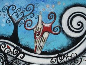 Detail Image for art A Whimsical Winter