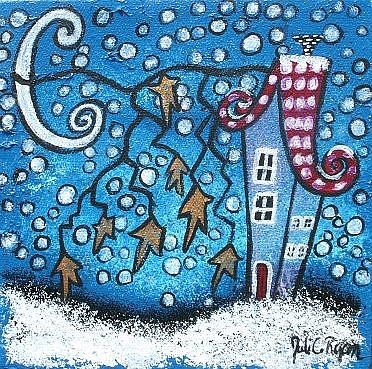 Art: Wishing by Artist Juli Cady Ryan
