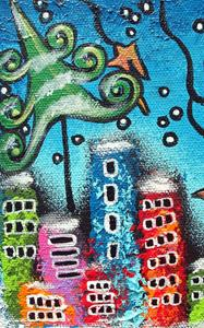 Detail Image for art Winter In The City