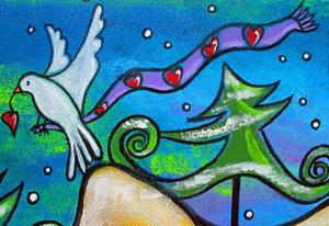 Detail Image for art Winter Peace