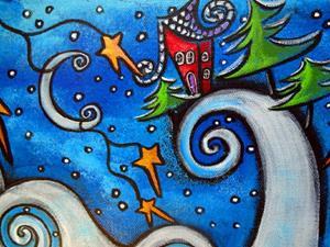 Detail Image for art Winter Waves