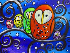 Detail Image for art Snow Day II
