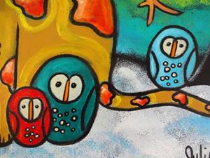 Detail Image for art Unlikely Friends