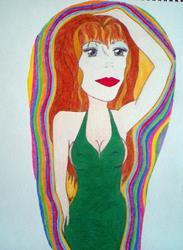 Art: Emmie by Artist Jennifer Lee