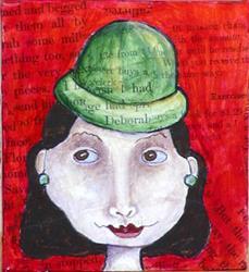 Art: Deborah by Artist Dianne McGhee