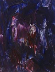 Art: Behind the Veil by Artist Joseph J. Callahan
