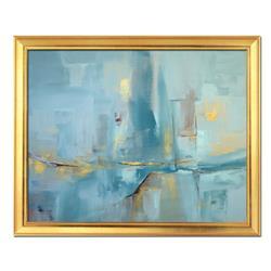 Art: Sailing - Sold by Artist victoria kloch