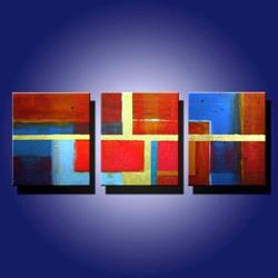 Art: The Golden Labyrinth - Sold by Artist victoria kloch