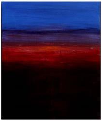 Art: Hours of darkness - Sold by Artist victoria kloch