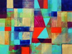 Art: Dream Big by Artist victoria kloch