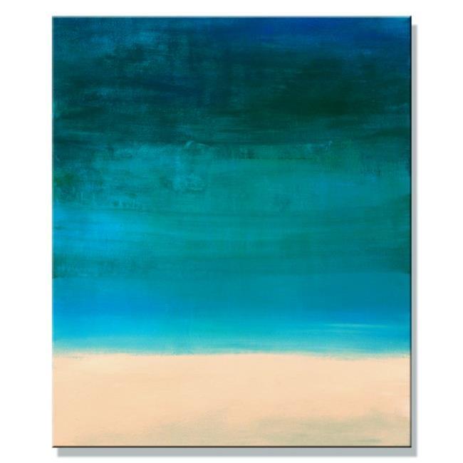 Art: Waters Edge - Sold by Artist victoria kloch