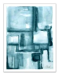 Art: One Place to Another - Sold by Artist victoria kloch