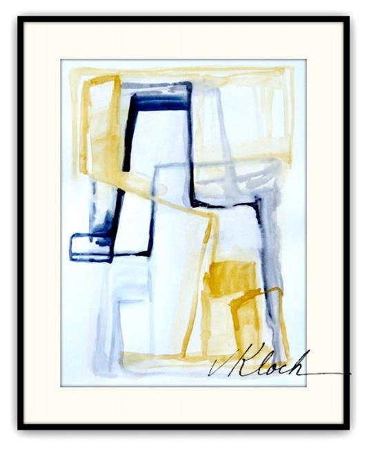 Art: Pick Up Sticks - Sold by Artist victoria kloch