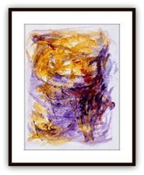 Art: Whirlwind by Artist victoria kloch