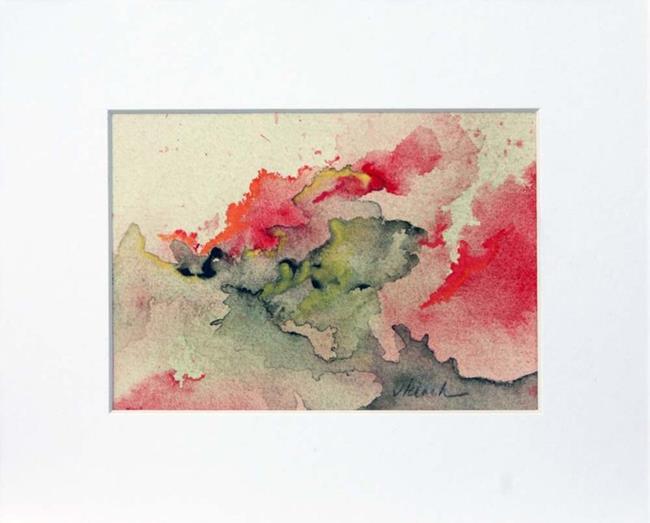 Art: color spot 002 - OSWOA Sold by Artist victoria kloch