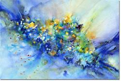 Art: Field of Dreams - Sold by Artist victoria kloch