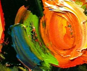 Detail Image for art Full Bloom Abstract