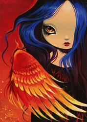 Art: Phoenix by Artist Nico Niemi