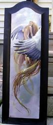 Art: Ascending Angel by Artist Nico Niemi