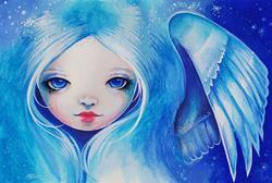 Art: Stars and Wings by Artist Nico Niemi