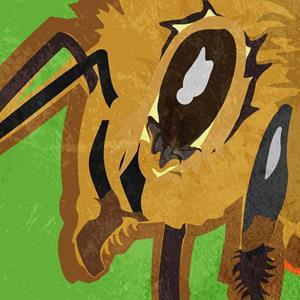 Detail Image for art Honey Bee
