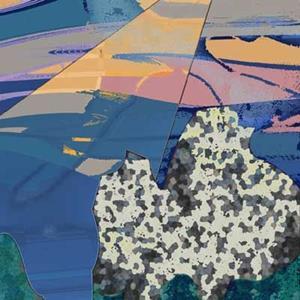 Detail Image for art Llamas