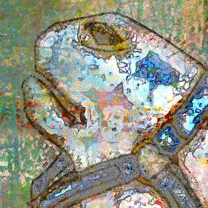 Detail Image for art Horse Head