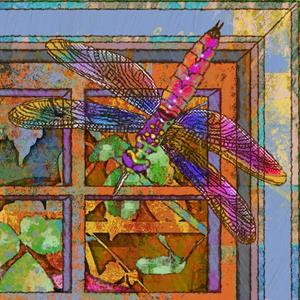 Detail Image for art Ojai Window