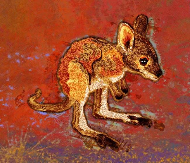 Art: joey by Artist Mary Ogle