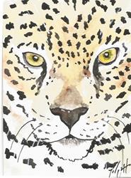 Art: jaguar by Artist Padgett Mason